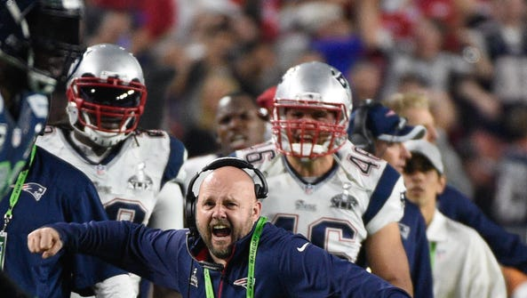 Brian Daboll is leaving the New England Patriots coaching