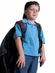 Backpacks can be painful for children if they are too heavy or not worn correctly.