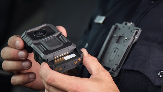 The Zeeland Police Department is purchasing WatchGuard V300 body cameras for all of its patrol officers. Zeeland will be the first law enforcement agency in the county to do so.