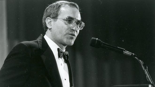 "Michael ""Mick"" Ferrari, who was Drake University president from 1985 to 1993, has died. He was 75."