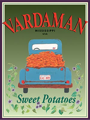 Vardaman, Mississippi, is known for its sweet potatoes.