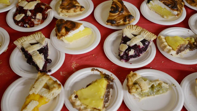 Sample and trade pies and other goodies on Sunday, June 19, at Pringle Creek Community.