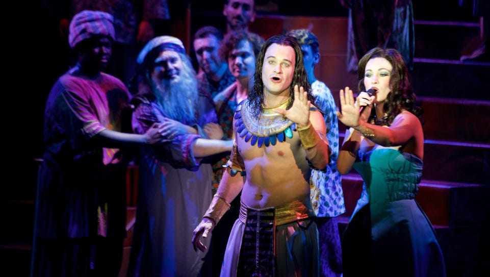 The Second National Tour of Joseph and the Amazing