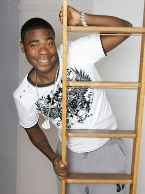 Tracy Morgan performs first stand-up show since accident