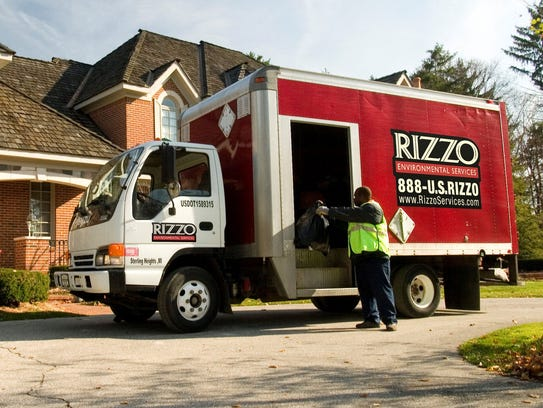 Starting April 1, 2015, Rizzo Services will be the
