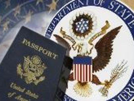 Passport expiration date in Brisbane