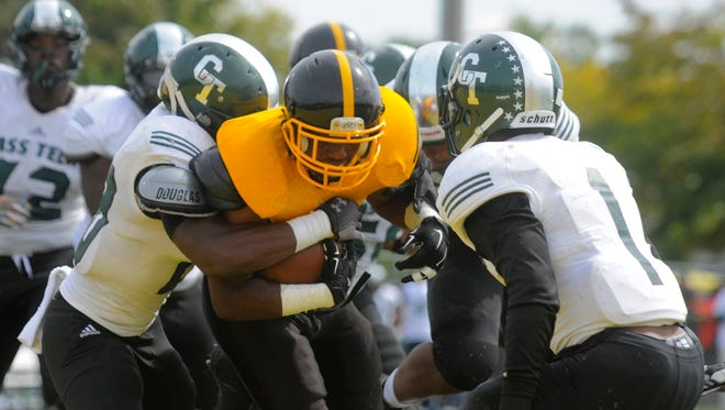 King and Cass Tech met earlier this season, on Sept. 26. King was the winner.