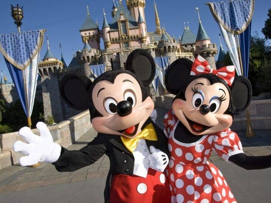 It has been a while since Mickey and Minnie Mouse greeted guests at Disneyland.