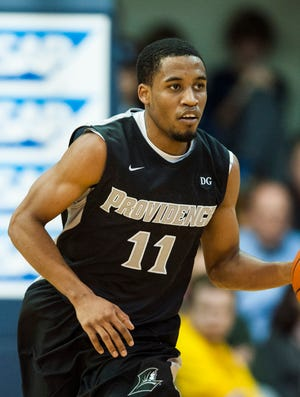 Providence guard Bryce Cotton spoke with USA TODAY Sports about his life and his Friars' career.