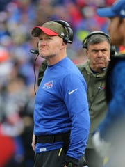 Bills her coach Sean McDermott had few answers for