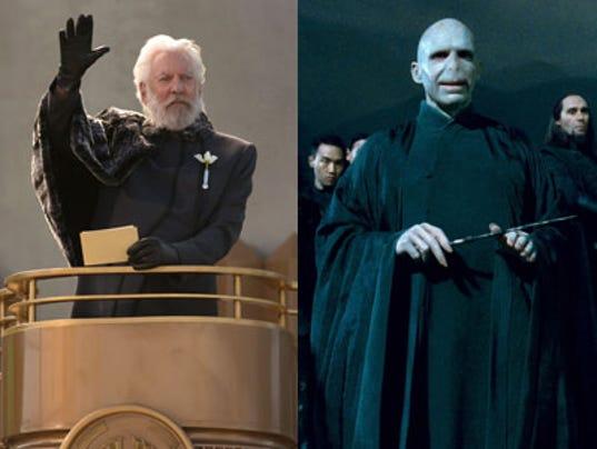 Snow v. Voldemort