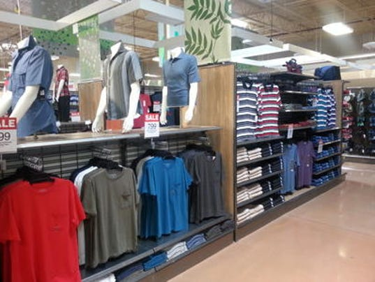 Kroger Clothing Sales Just Duplicate Other Stores