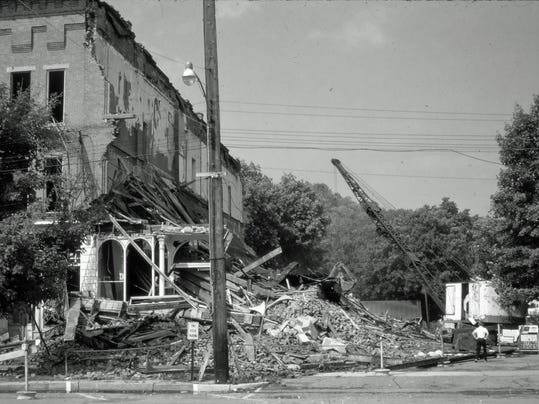 hotel building1967
