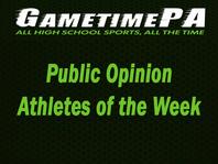 P.O. Athletes of the Week, April 17-22