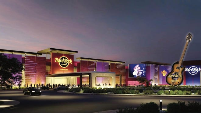 The Illinois Gaming Board announced Thursday that it plans to make a preliminary determination on Rockford's casino license application in the next six months.