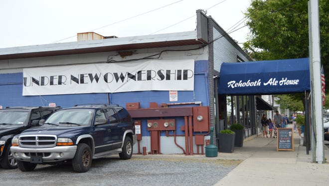 Rehoboth Ale House recently unveiled new management and a number of changes.