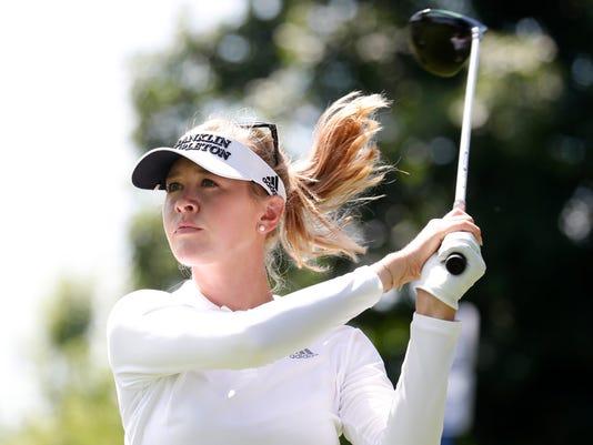 USP LPGA: KPMG WOMEN'S PGA CHAMPIONSHIP - FIRST RO S GLF USA IL