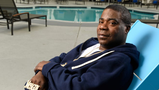 Tracy Morgan performs at Levity Live in West Nyack, Aug. 4.