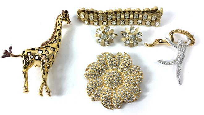 Vintage costume jewelry can be very desirable in the secondary market.