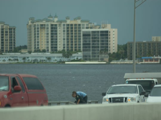 Caloosahatchee bridge damage_04