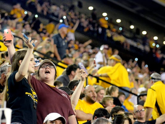 GALLERY | USM plays MSU season opening game