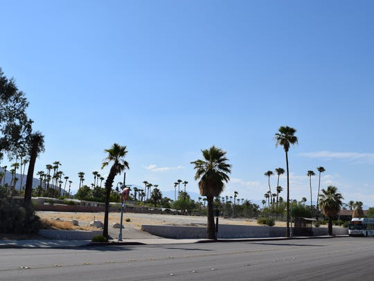 The Casa del Camino lot is still owned by the City