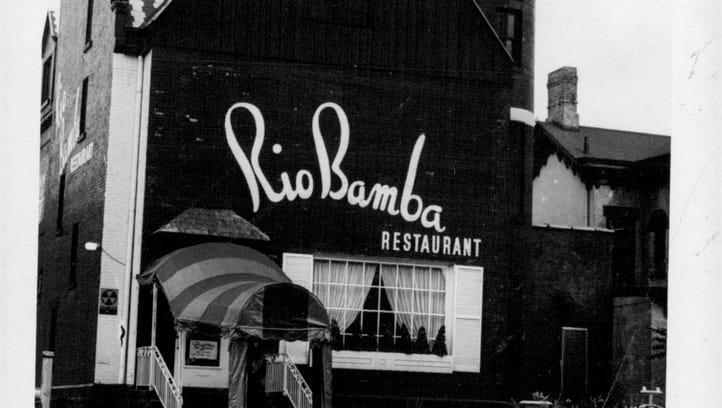 Whatever Happened to ... the Rio Bamba Restaurant?