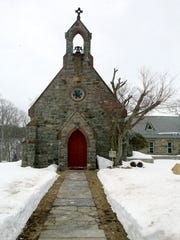 St. John's in The Wilderness Church in Stony Point
