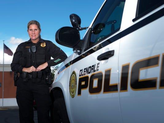 Glendale Police Officer LeeAnn Johnson