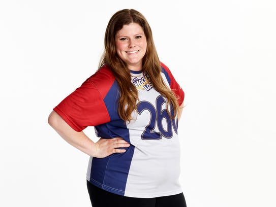 "Rachel Frederickson, a contestant on ""The Biggest Loser, lost nearly 60 percent of her body weight to win the latest season."