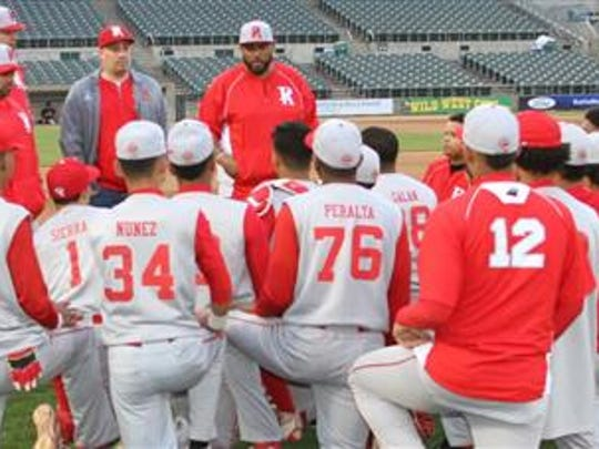 During the 2018 season, the Perth Amboy baseball team reached the Greater Middlesex Conference tournament final for the first time in school history