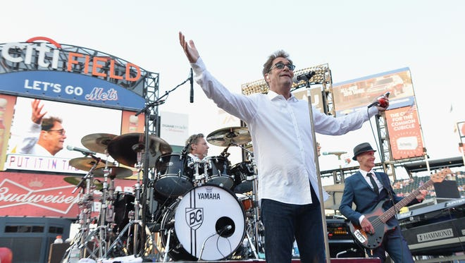 Huey Lewis and the News will perform at The Freeman Stage at Bayside near Selbyville on July 27.
