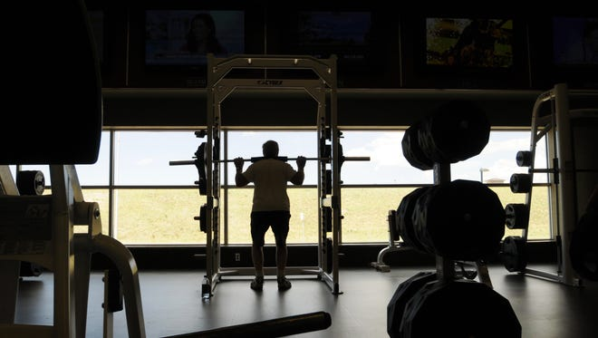 Retirement is a good time to pump up the amount of time spent exercising.