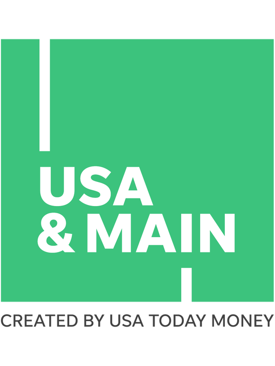 USA & Main Logo