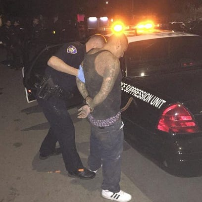 Man arrested after six-hour standoff in Salinas