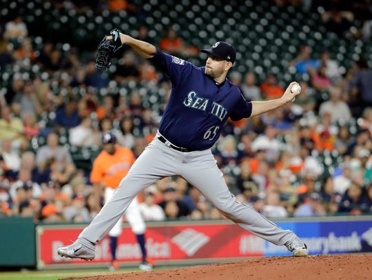 Can Mariners ace James Paxton stay healthy for an entire
