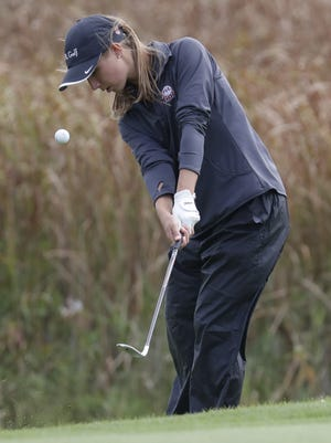 Fox Valley Lutheran senior Erika Priebe earned second-team all-state honors this season from the Golf Coaches Association of Wisconsin.