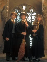 10/6-8: 'Harry Potter and the Sorcerer's Stone' -
