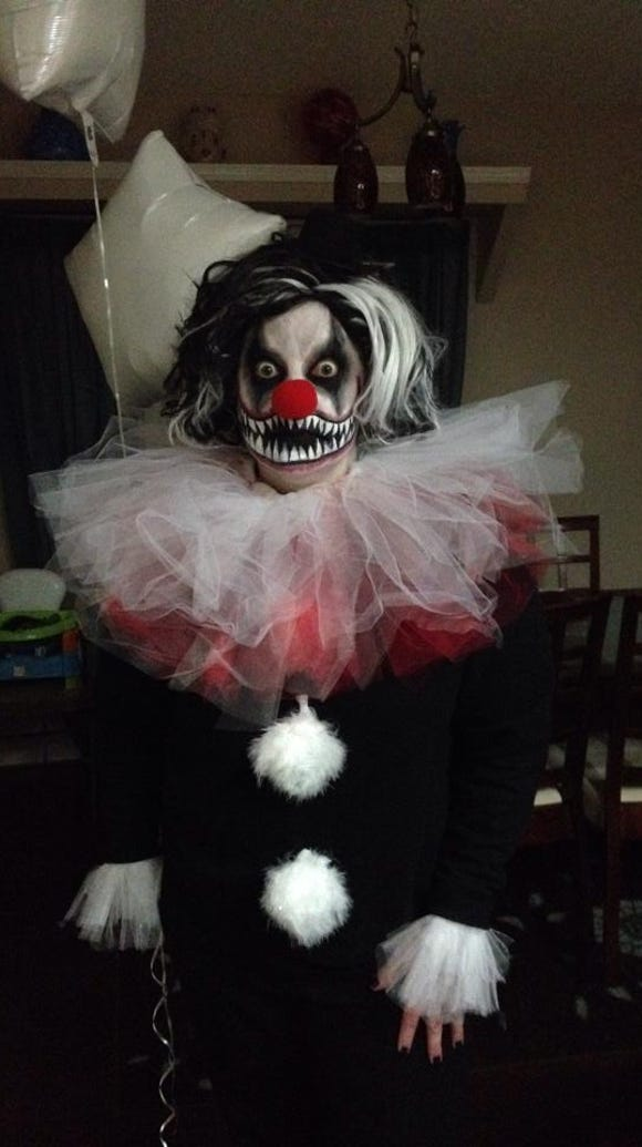 This photo was submitted by Pat Velasco. The costume