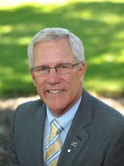 Regis High School Principal, Scott Coulter.