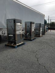 Eleven area charities will soon receive large, commercial-grade freezers and refrigerators.
