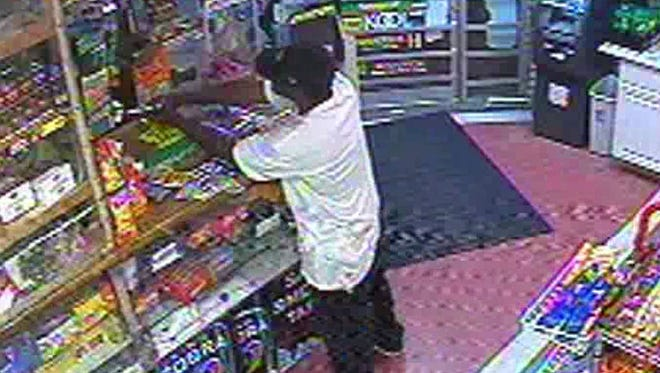 Hananiah Israel during a Sept. 20 robbery attempt in which he was fatally shot.