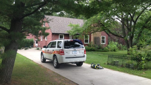 Firefighters were called at 2:52 a.m. to 2216-10th Ave. S on July 15.