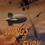 """Rick Verploegen, the author of """"Wings of Fury,"""" was a Havre Middle School student."""