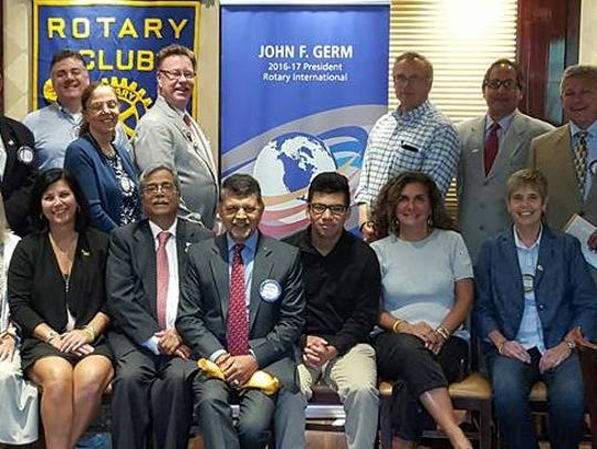 The Rotary Club of Branchburg is looking for new members.