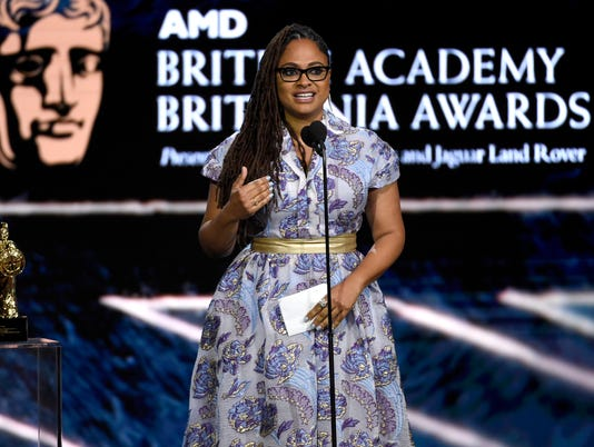 AP 2017 BAFTA LOS ANGELES BRITANNIA AWARDS - SHOW A ENT USA CA