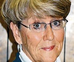 Barbara Walsh: Laying up treasures in Heaven