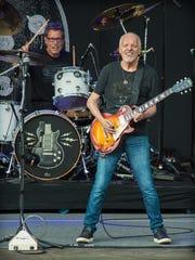 Peter Frampton played at Mountain Jam on June 18, 2017.