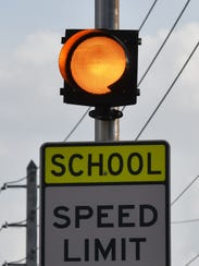 More crossing guards, flashing speed limit signs, and
