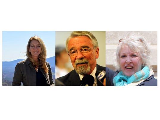Main Delegates Endorsements